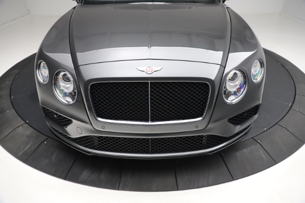 Used 2017 Bentley Continental GT V8 S for sale $179,900 at Aston Martin of Greenwich in Greenwich CT 06830 22
