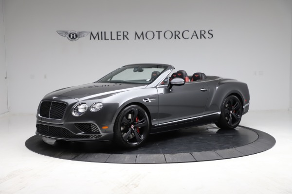 Used 2017 Bentley Continental GT V8 S for sale $179,900 at Aston Martin of Greenwich in Greenwich CT 06830 3