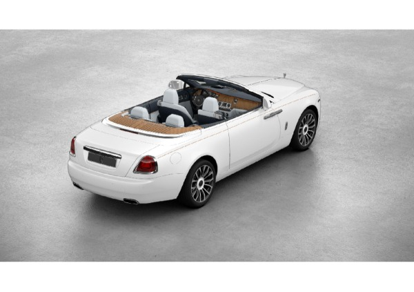 New 2021 Rolls-Royce Dawn for sale Call for price at Aston Martin of Greenwich in Greenwich CT 06830 3
