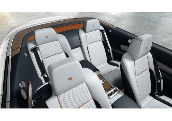New 2021 Rolls-Royce Dawn for sale Call for price at Aston Martin of Greenwich in Greenwich CT 06830 4