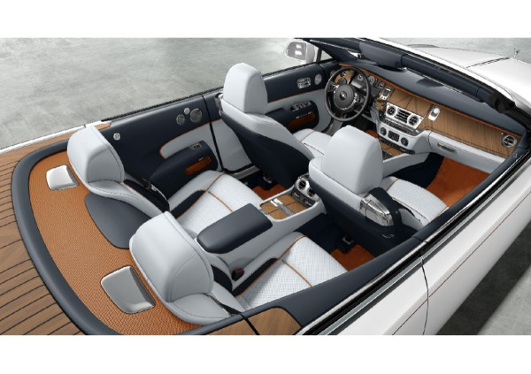 New 2021 Rolls-Royce Dawn for sale Call for price at Aston Martin of Greenwich in Greenwich CT 06830 6