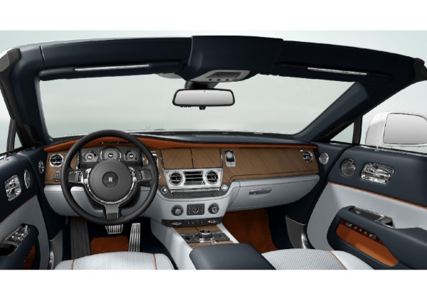 New 2021 Rolls-Royce Dawn for sale Call for price at Aston Martin of Greenwich in Greenwich CT 06830 7