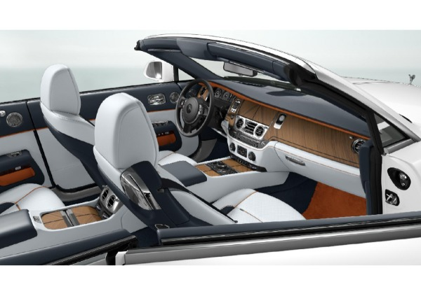 New 2021 Rolls-Royce Dawn for sale Call for price at Aston Martin of Greenwich in Greenwich CT 06830 8