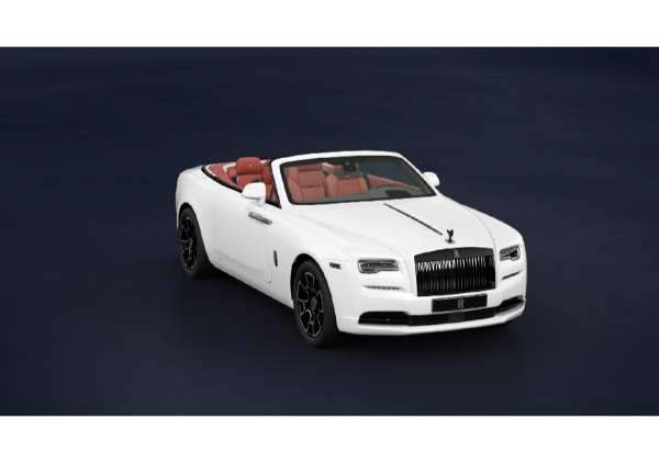 New 2021 Rolls-Royce Dawn Black Badge for sale Call for price at Aston Martin of Greenwich in Greenwich CT 06830 2