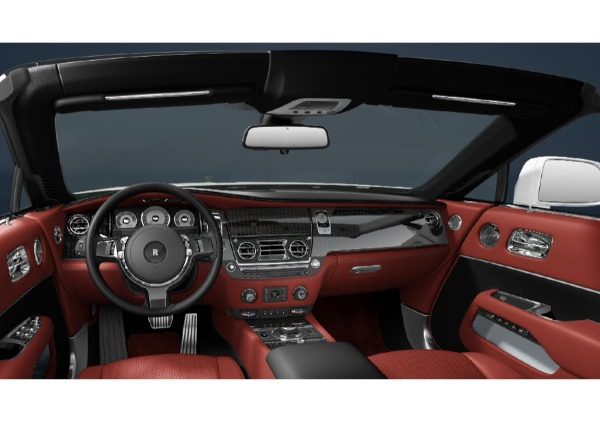 New 2021 Rolls-Royce Dawn Black Badge for sale Call for price at Aston Martin of Greenwich in Greenwich CT 06830 4