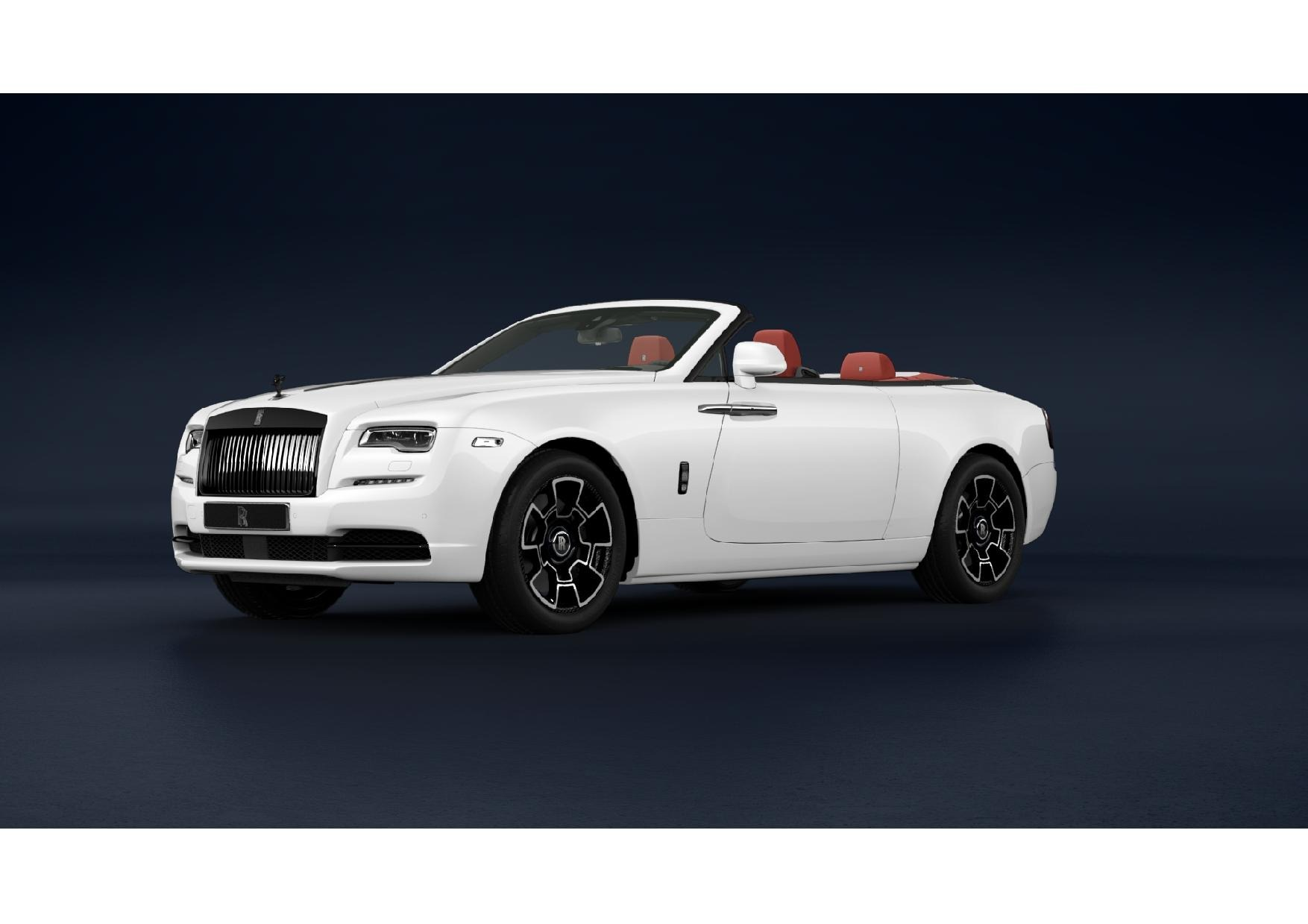 New 2021 Rolls-Royce Dawn Black Badge for sale Call for price at Aston Martin of Greenwich in Greenwich CT 06830 1