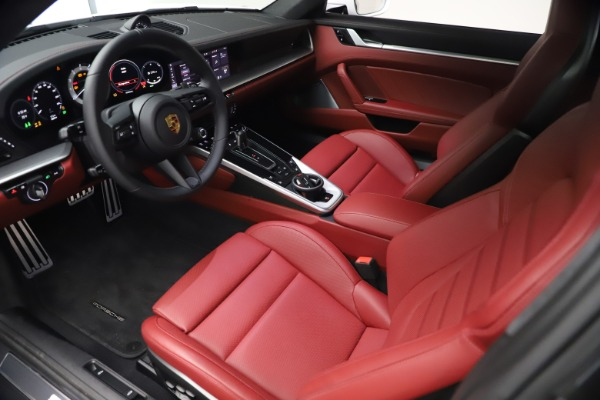 Used 2021 Porsche 911 Turbo S for sale $273,900 at Aston Martin of Greenwich in Greenwich CT 06830 13