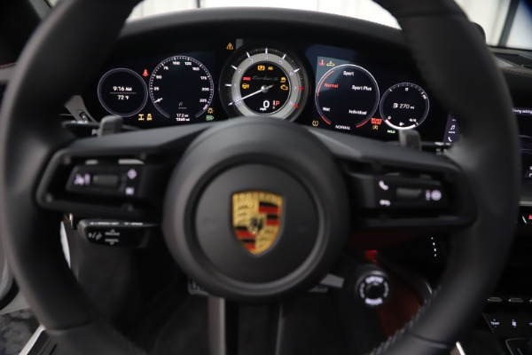 Used 2021 Porsche 911 Turbo S for sale $273,900 at Aston Martin of Greenwich in Greenwich CT 06830 20
