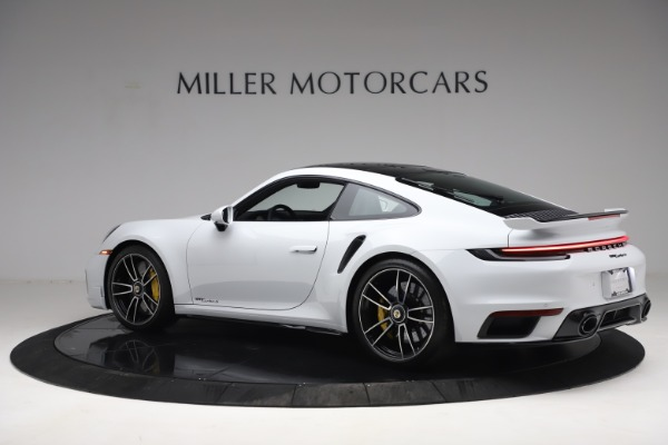 Used 2021 Porsche 911 Turbo S for sale $273,900 at Aston Martin of Greenwich in Greenwich CT 06830 4