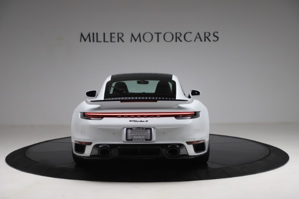 Used 2021 Porsche 911 Turbo S for sale $273,900 at Aston Martin of Greenwich in Greenwich CT 06830 6