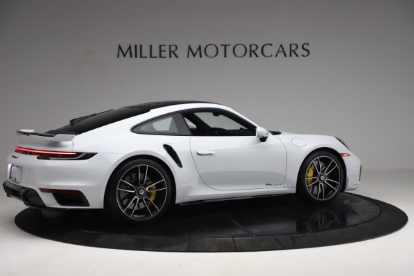 Used 2021 Porsche 911 Turbo S for sale $273,900 at Aston Martin of Greenwich in Greenwich CT 06830 8