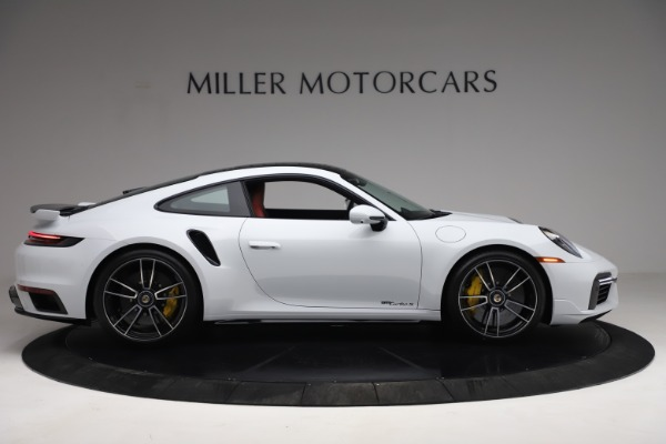 Used 2021 Porsche 911 Turbo S for sale $273,900 at Aston Martin of Greenwich in Greenwich CT 06830 9