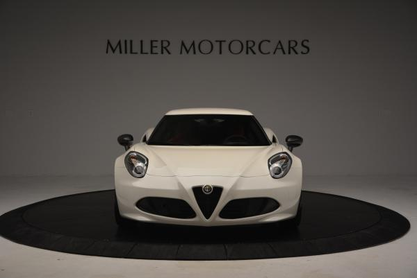 Used 2015 Alfa Romeo 4C for sale Sold at Aston Martin of Greenwich in Greenwich CT 06830 12