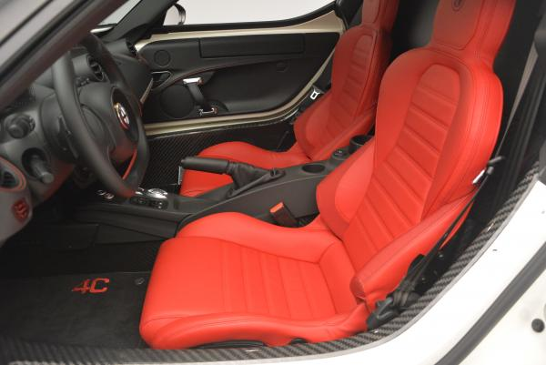 Used 2015 Alfa Romeo 4C for sale Sold at Aston Martin of Greenwich in Greenwich CT 06830 15