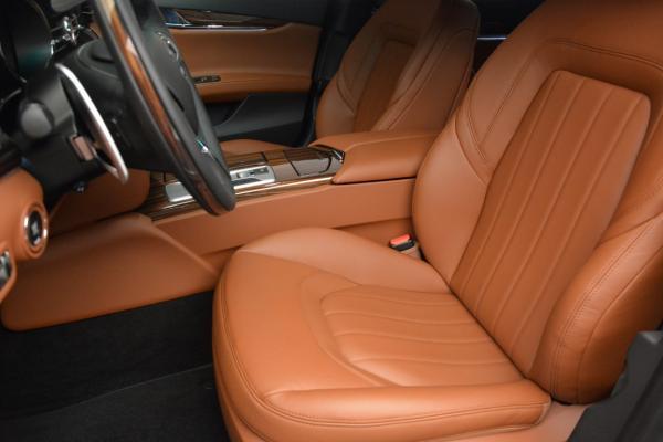 New 2016 Maserati Quattroporte S Q4 for sale Sold at Aston Martin of Greenwich in Greenwich CT 06830 16