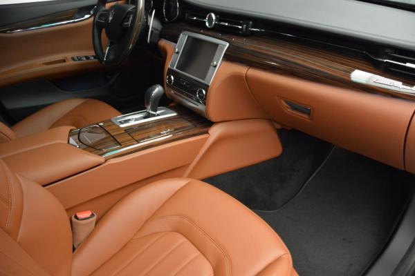 New 2016 Maserati Quattroporte S Q4 for sale Sold at Aston Martin of Greenwich in Greenwich CT 06830 20