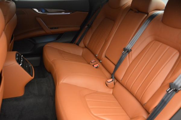 New 2016 Maserati Quattroporte S Q4 for sale Sold at Aston Martin of Greenwich in Greenwich CT 06830 21