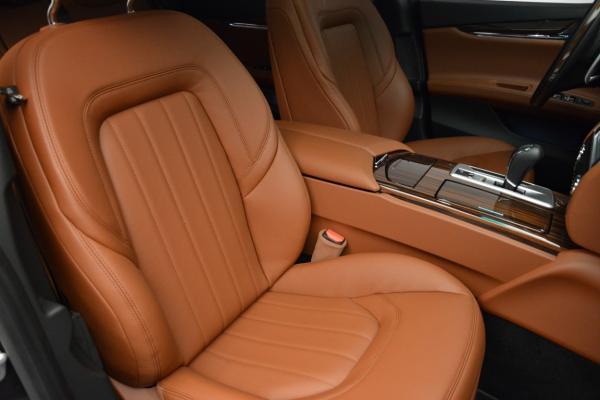 New 2016 Maserati Quattroporte S Q4 for sale Sold at Aston Martin of Greenwich in Greenwich CT 06830 23