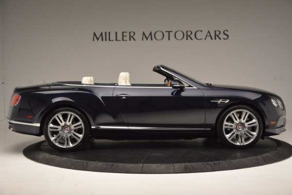 New 2017 Bentley Continental GT V8 for sale Sold at Aston Martin of Greenwich in Greenwich CT 06830 9