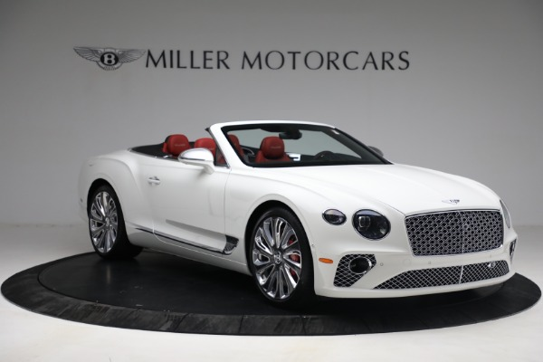 New 2021 Bentley Continental GT V8 Mulliner for sale Sold at Aston Martin of Greenwich in Greenwich CT 06830 10