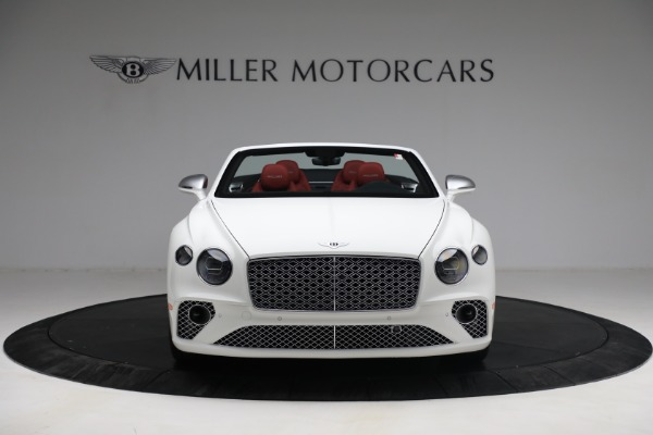 New 2021 Bentley Continental GT V8 Mulliner for sale Sold at Aston Martin of Greenwich in Greenwich CT 06830 11