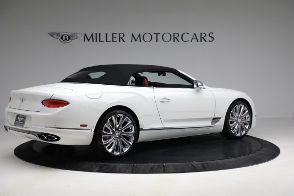 New 2021 Bentley Continental GT V8 Mulliner for sale Sold at Aston Martin of Greenwich in Greenwich CT 06830 15