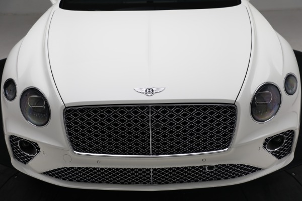 New 2021 Bentley Continental GT V8 Mulliner for sale Sold at Aston Martin of Greenwich in Greenwich CT 06830 18