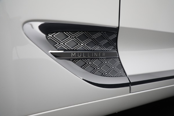 New 2021 Bentley Continental GT V8 Mulliner for sale Sold at Aston Martin of Greenwich in Greenwich CT 06830 21