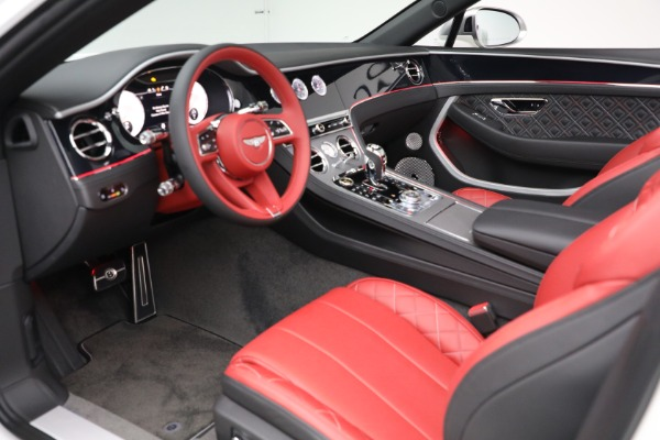 New 2021 Bentley Continental GT V8 Mulliner for sale Sold at Aston Martin of Greenwich in Greenwich CT 06830 22