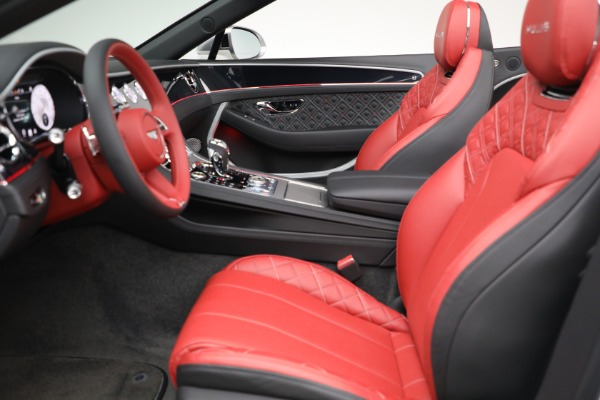 New 2021 Bentley Continental GT V8 Mulliner for sale Sold at Aston Martin of Greenwich in Greenwich CT 06830 23