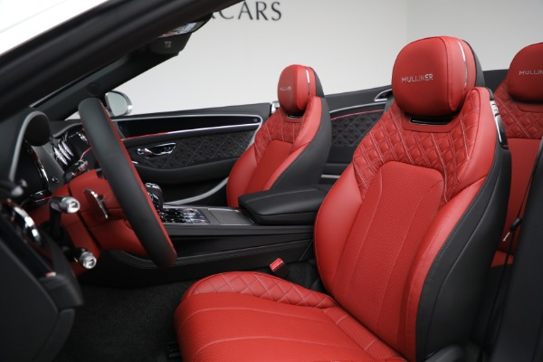 New 2021 Bentley Continental GT V8 Mulliner for sale Sold at Aston Martin of Greenwich in Greenwich CT 06830 24