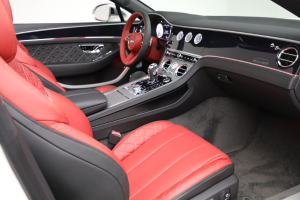 New 2021 Bentley Continental GT V8 Mulliner for sale Sold at Aston Martin of Greenwich in Greenwich CT 06830 27