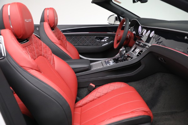 New 2021 Bentley Continental GT V8 Mulliner for sale Sold at Aston Martin of Greenwich in Greenwich CT 06830 28
