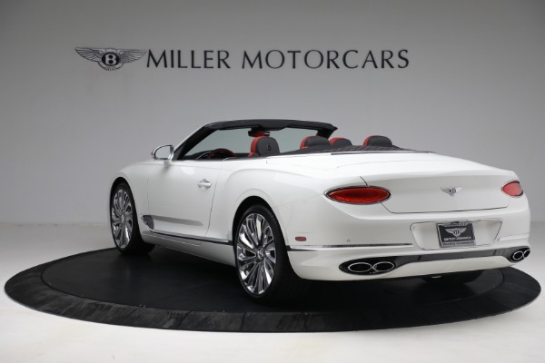 New 2021 Bentley Continental GT V8 Mulliner for sale Sold at Aston Martin of Greenwich in Greenwich CT 06830 4