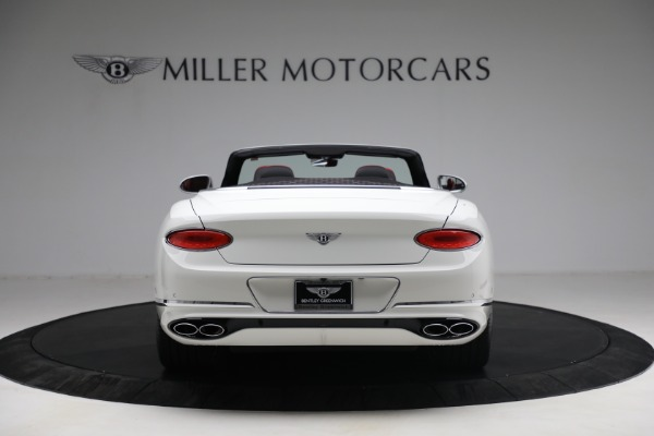 New 2021 Bentley Continental GT V8 Mulliner for sale Sold at Aston Martin of Greenwich in Greenwich CT 06830 5