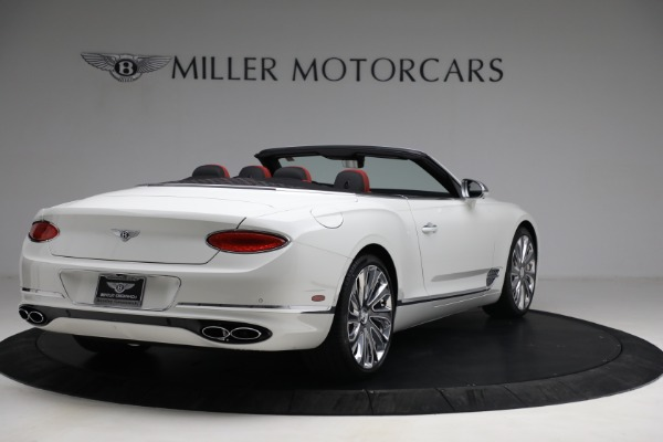 New 2021 Bentley Continental GT V8 Mulliner for sale Sold at Aston Martin of Greenwich in Greenwich CT 06830 6