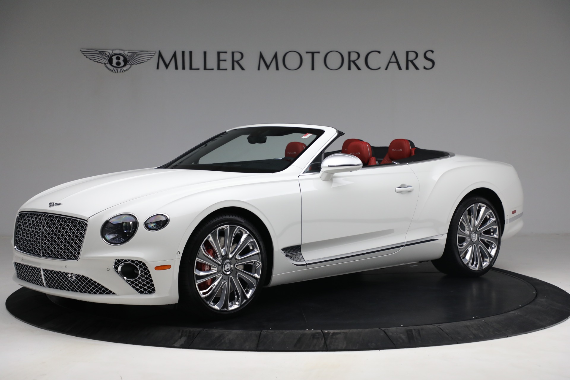 New 2021 Bentley Continental GT V8 Mulliner for sale Sold at Aston Martin of Greenwich in Greenwich CT 06830 1