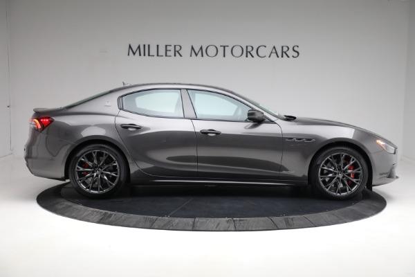 New 2021 Maserati Ghibli S Q4 GranSport for sale $100,635 at Aston Martin of Greenwich in Greenwich CT 06830 10