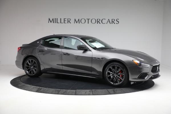 New 2021 Maserati Ghibli S Q4 GranSport for sale $100,635 at Aston Martin of Greenwich in Greenwich CT 06830 11