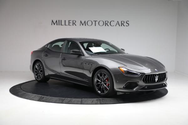 New 2021 Maserati Ghibli S Q4 GranSport for sale $100,635 at Aston Martin of Greenwich in Greenwich CT 06830 12