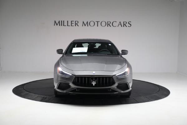 New 2021 Maserati Ghibli S Q4 GranSport for sale $100,635 at Aston Martin of Greenwich in Greenwich CT 06830 13