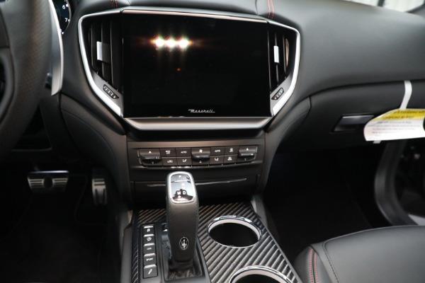 New 2021 Maserati Ghibli S Q4 GranSport for sale $100,635 at Aston Martin of Greenwich in Greenwich CT 06830 19