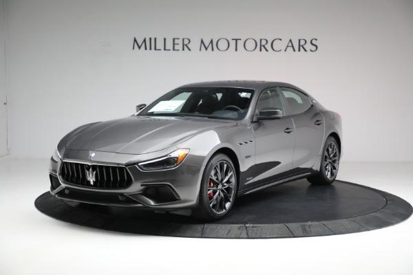 New 2021 Maserati Ghibli S Q4 GranSport for sale $100,635 at Aston Martin of Greenwich in Greenwich CT 06830 2