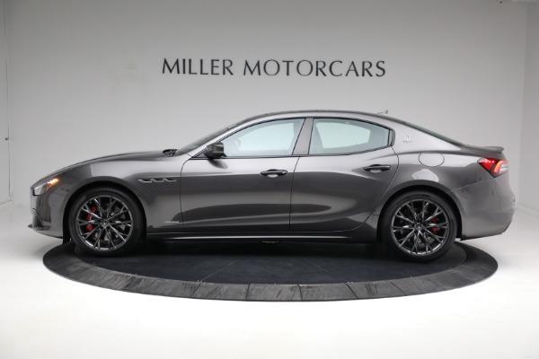 New 2021 Maserati Ghibli S Q4 GranSport for sale $100,635 at Aston Martin of Greenwich in Greenwich CT 06830 4