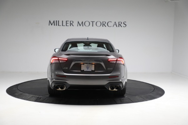 New 2021 Maserati Ghibli S Q4 GranSport for sale $100,635 at Aston Martin of Greenwich in Greenwich CT 06830 7