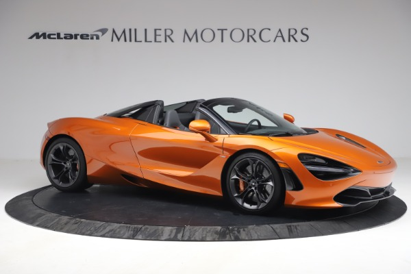 Used 2020 McLaren 720S Spider for sale $335,900 at Aston Martin of Greenwich in Greenwich CT 06830 10
