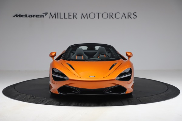 Used 2020 McLaren 720S Spider for sale $335,900 at Aston Martin of Greenwich in Greenwich CT 06830 12