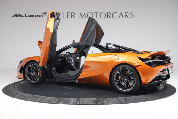 Used 2020 McLaren 720S Spider for sale $335,900 at Aston Martin of Greenwich in Greenwich CT 06830 16