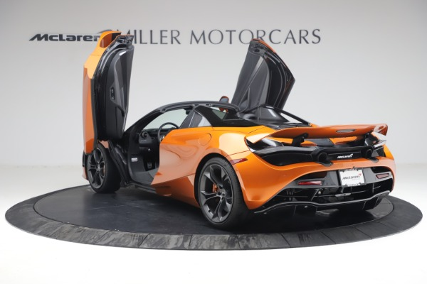 Used 2020 McLaren 720S Spider for sale $335,900 at Aston Martin of Greenwich in Greenwich CT 06830 17