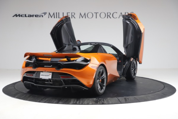 Used 2020 McLaren 720S Spider for sale $335,900 at Aston Martin of Greenwich in Greenwich CT 06830 19